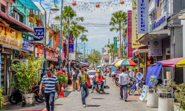 Donde hacer compras en Georgetown, Penang, Malasia