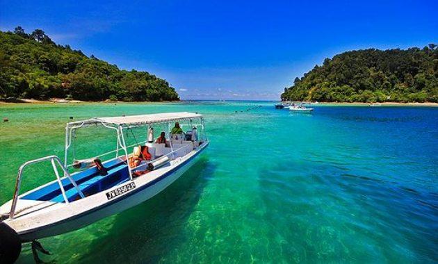 Top helyek búvárkodni Sabah, Borneo
