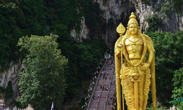 Batu Caves – Ένα από τα κορυφαία τουριστικά αξιοθέατα της Μαλαισίας