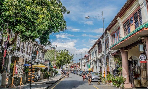 De populæreste aktiviteter i George Town, Penang, Malaysia