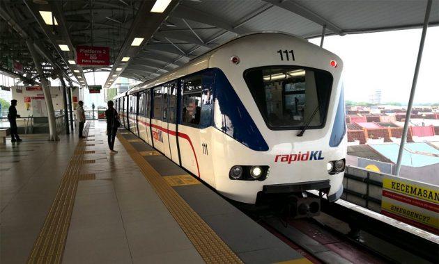 Ръководство за жп система Куала Лумпур