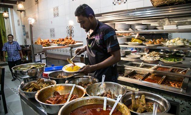 Sprievodca The Best Street Jedlo v Penang