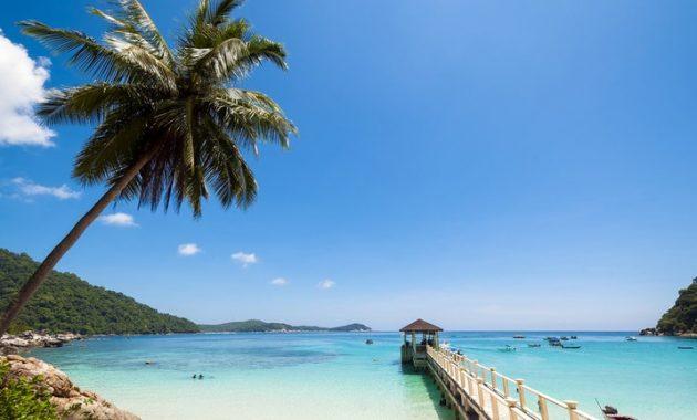 Cestovný sprievodca po Perhentian ostrovy Malajzia