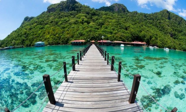 Täydellinen opas Pulau Tioman Malesia