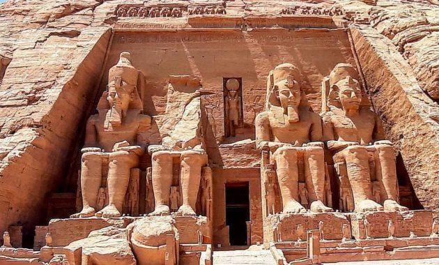 Egypten Rejseguide: Alt du behøver at vide om Visiting Abu Simbel