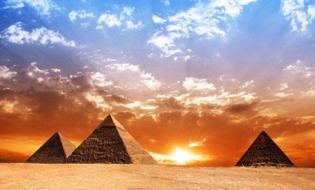 Vreme v Egiptu: podnebje, Seasons in povprečne mesečne temperature