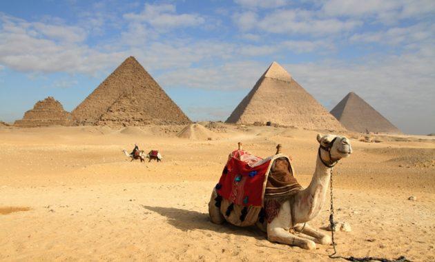 Una panoramica di egiziana Geografia, Storia e politica moderna