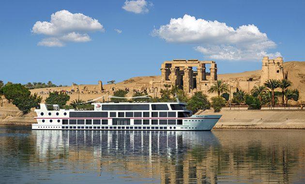 Przelotową Nilu: Plusy Wady i zalecenia
