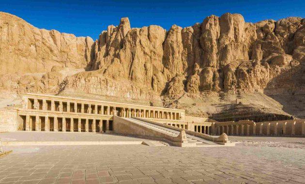 El Valle de los Reyes, Egipto – Datos e información