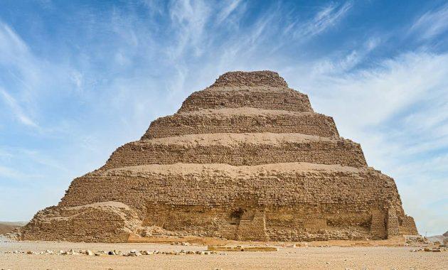 Putování po Saqqara, Egypt: Průvodce návštěvníky