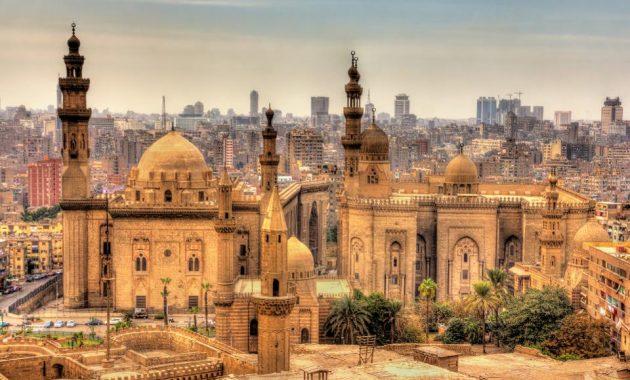 Inledande reseguide till Kairo, Egypten